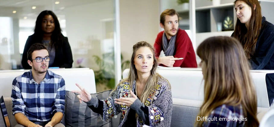 How To Deal With Difficult Employees In the Workplace