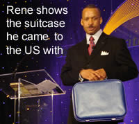 Life in the US for Rene