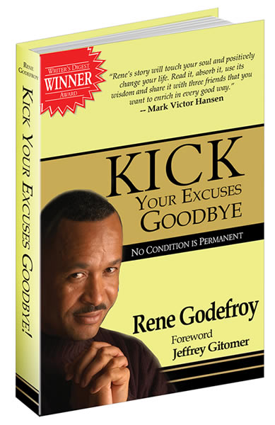 Book By Rene Kick Your Excuses
