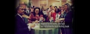 motivational speaker book signing rene