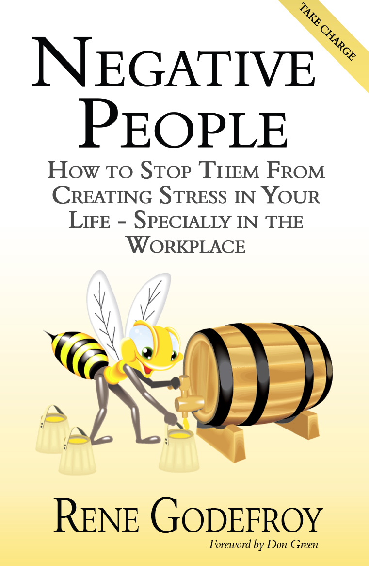book cover negative people